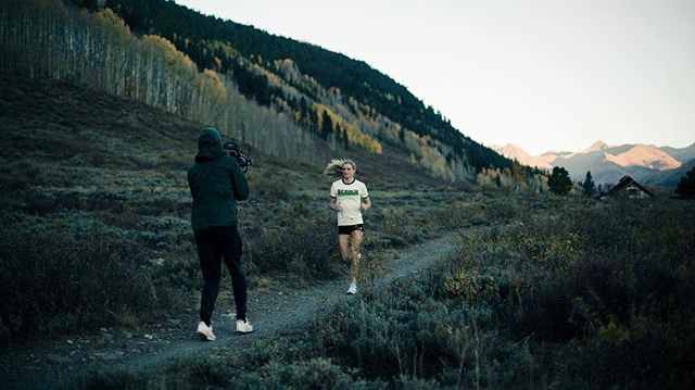 BTS from latest work for @rollrecovery. We got to follow @emmacoburn around her home town and get to know her story!  Smash the link in bio and share to support!  #digdeeper#canonusa#c200 #raw #ronins #gimbal #rig #running