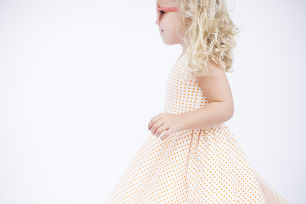 Alice & Ames little girl dress 2