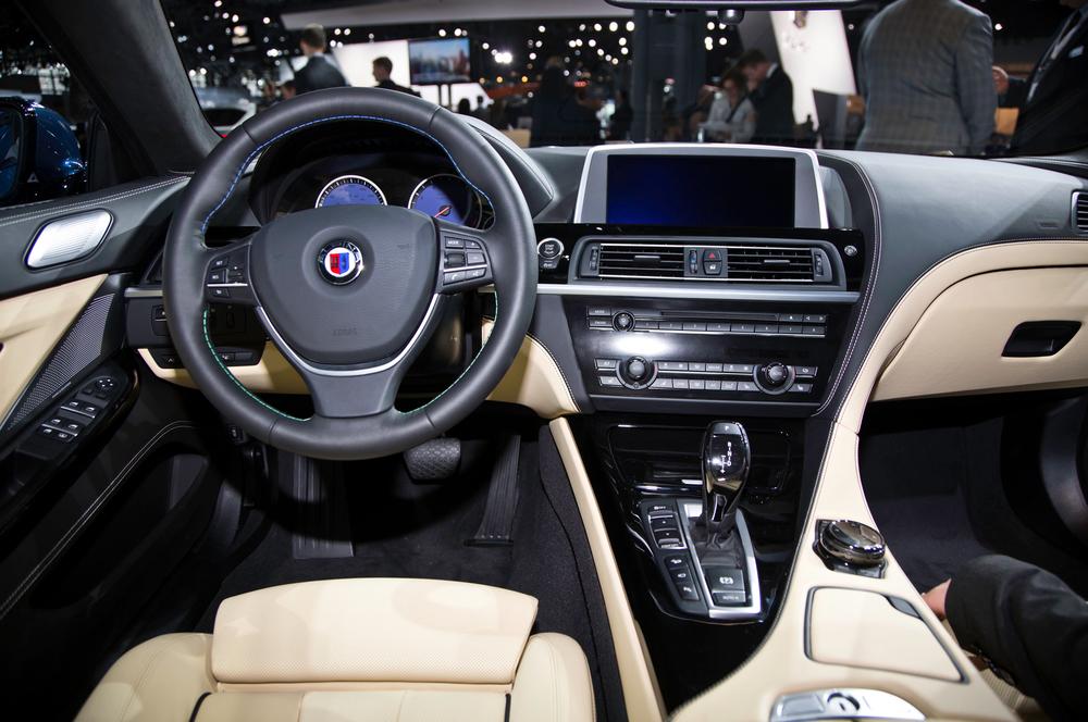 2015 Bmw Alpina B6 Xdrive Gran Coupe Interior