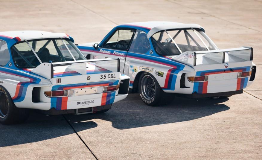 BMW Pays Tribute To Batmobile CSL With New Z GTLM Livery - 1975 bmw 3 0 csl