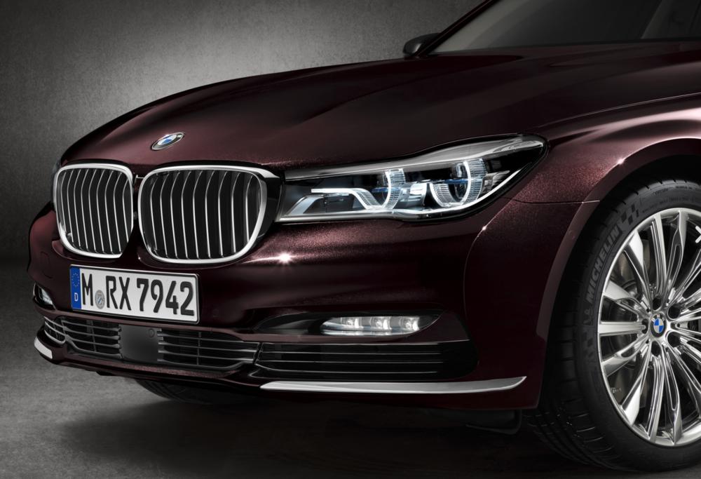 2017 BMW M760i XDrive V12 Excellence A Sleeper Super Sedan