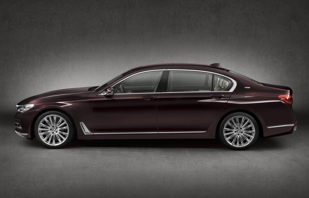 2017 BMW M760i Bimmer America LLC 4