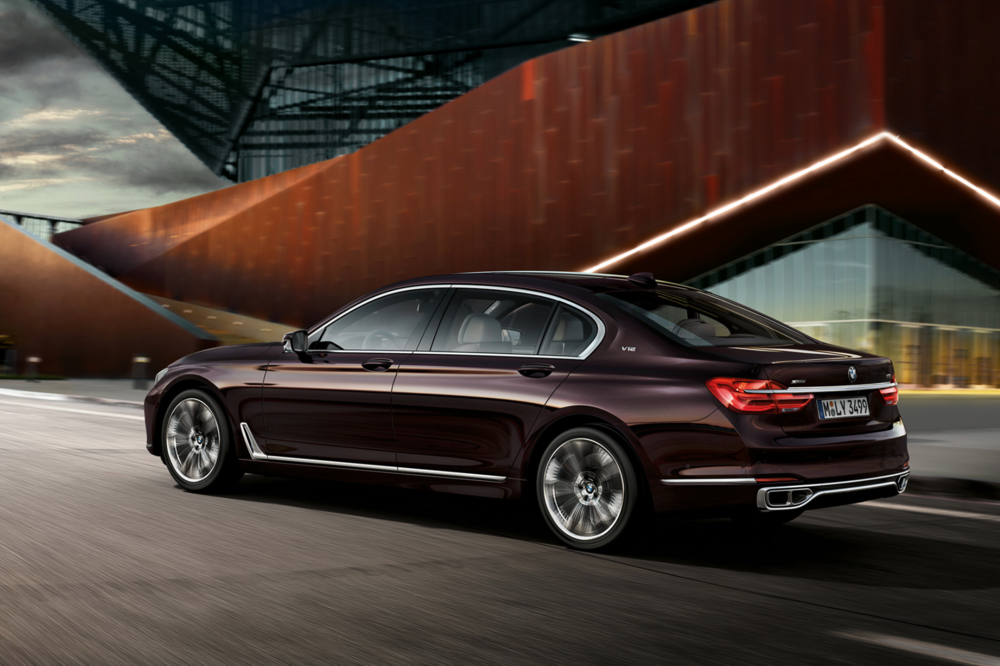 2017 Bmw M760i Xdrive V12 Excellence A Sleeper Super