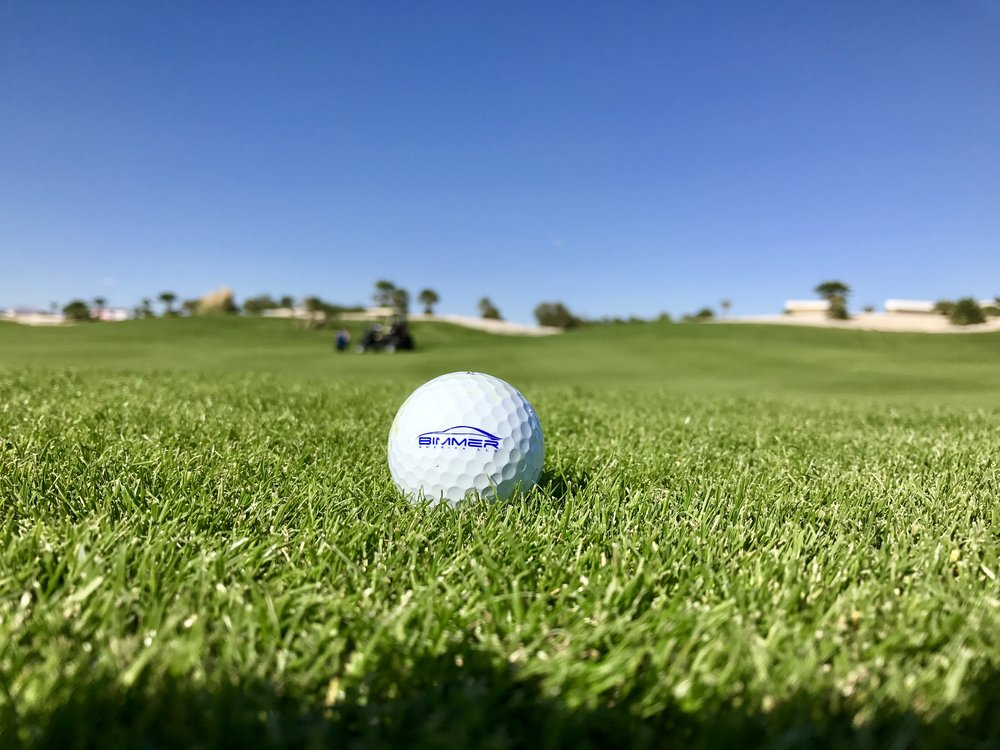 Ba Logo Golf Balls Bimmer America Llc