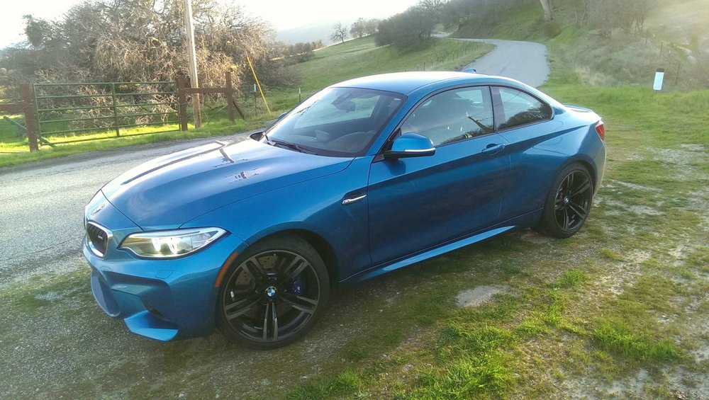 More than a year after my Monterey drive, M2 resale values are increcibly strong.