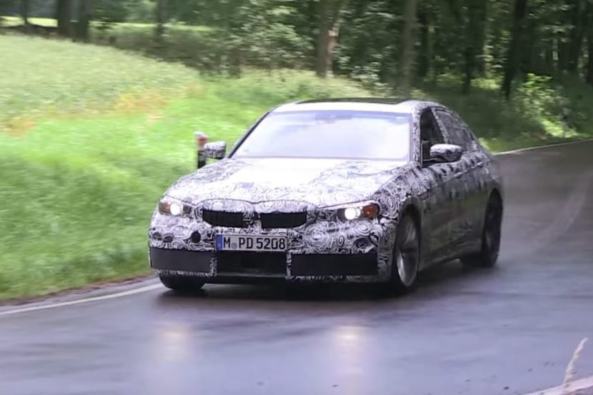 The launch of the new G20 BMW 3 Series is getting closer, raising our pulses in anticipation and bringing some to the verge of apoplexy . . . .