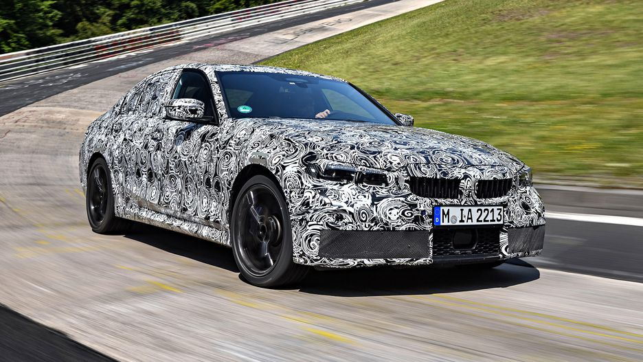 2019 Bmw 3 Series Prototype First Drive Review Building A Better
