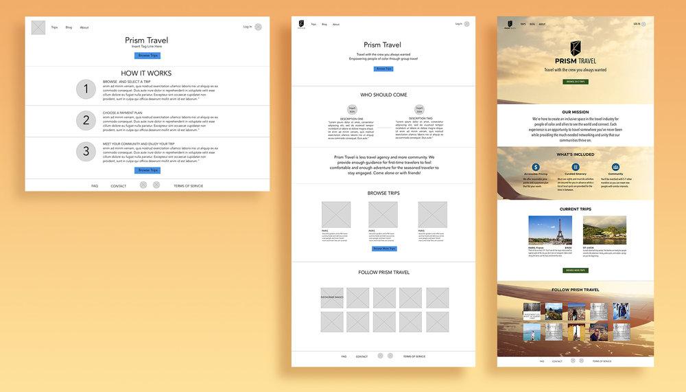 Landing Page versions.jpg