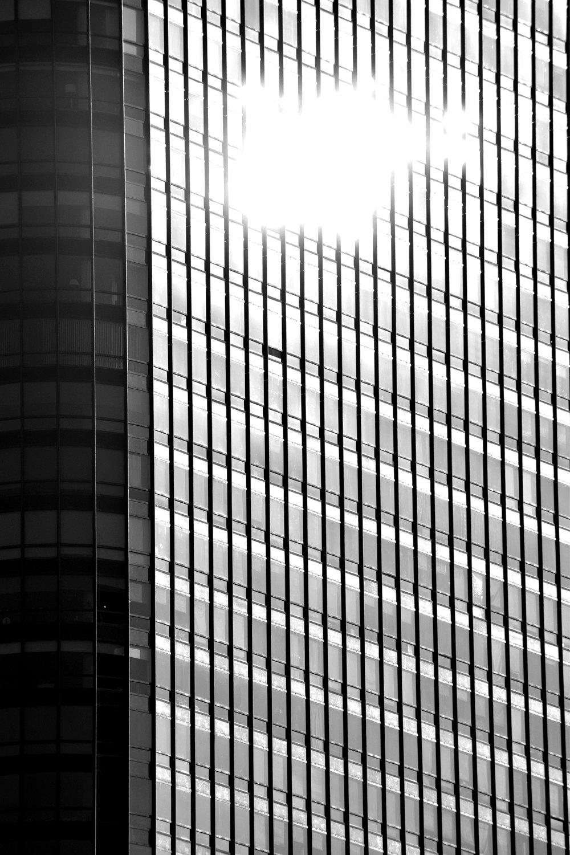 architecture facade black and white sun .jpg