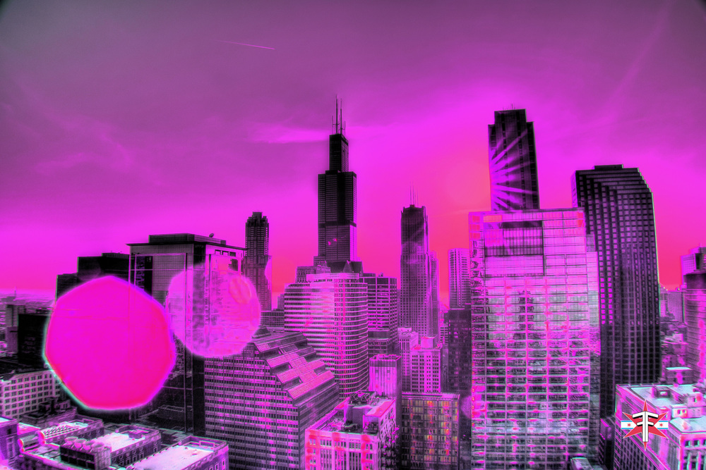 chicago downtown loop sears tower hancock buildings towers trippy vibrant colors abstract skyline cityscape eric formato formatografia fotografia arte photography color photography fine art design-17.jpg