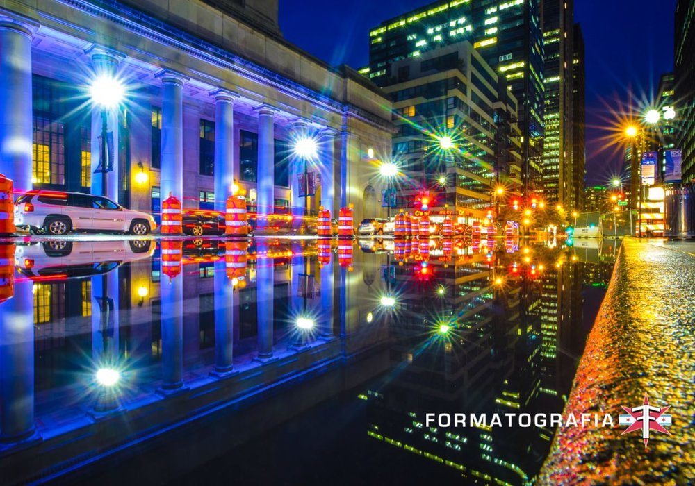 recent1union station puddle nighttime rainbow.jpg