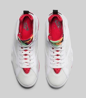 b707f0d3b Michael Jordan and Bugs Bunny s beautiful friendship began in Nike s 1992  Super Bowl commercial for the Air Jordan 7  Hare . The popularity of MJ and  the ...