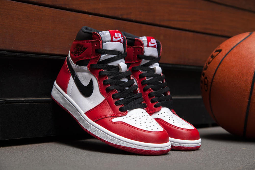 Release Reminder  Air Jordan 1 Retro High OG
