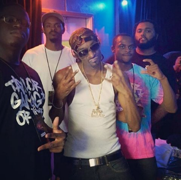 Knuccleheadz with Snoop Dogg
