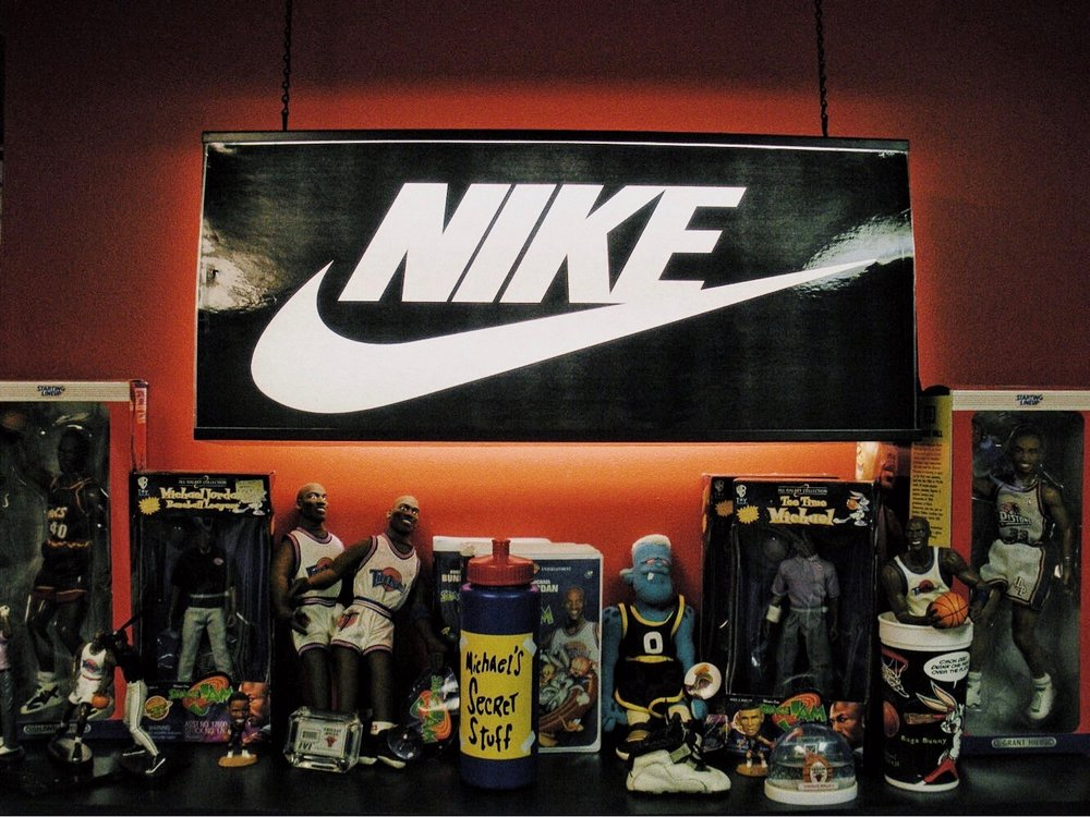 nikeovereverything at Senseless