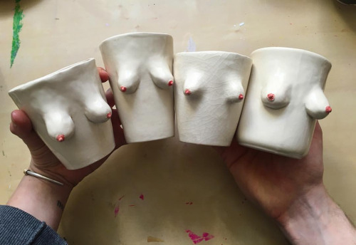 Breast Mugs