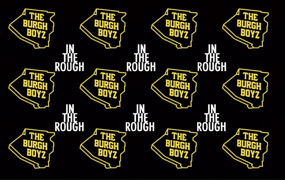 InTheRough featured on episode 72 of The Burgh Boyz podcast with DJ Motormane and DJ Spillz