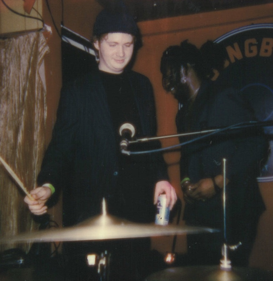 Rob Stokes (left) & Sir E.U (right)