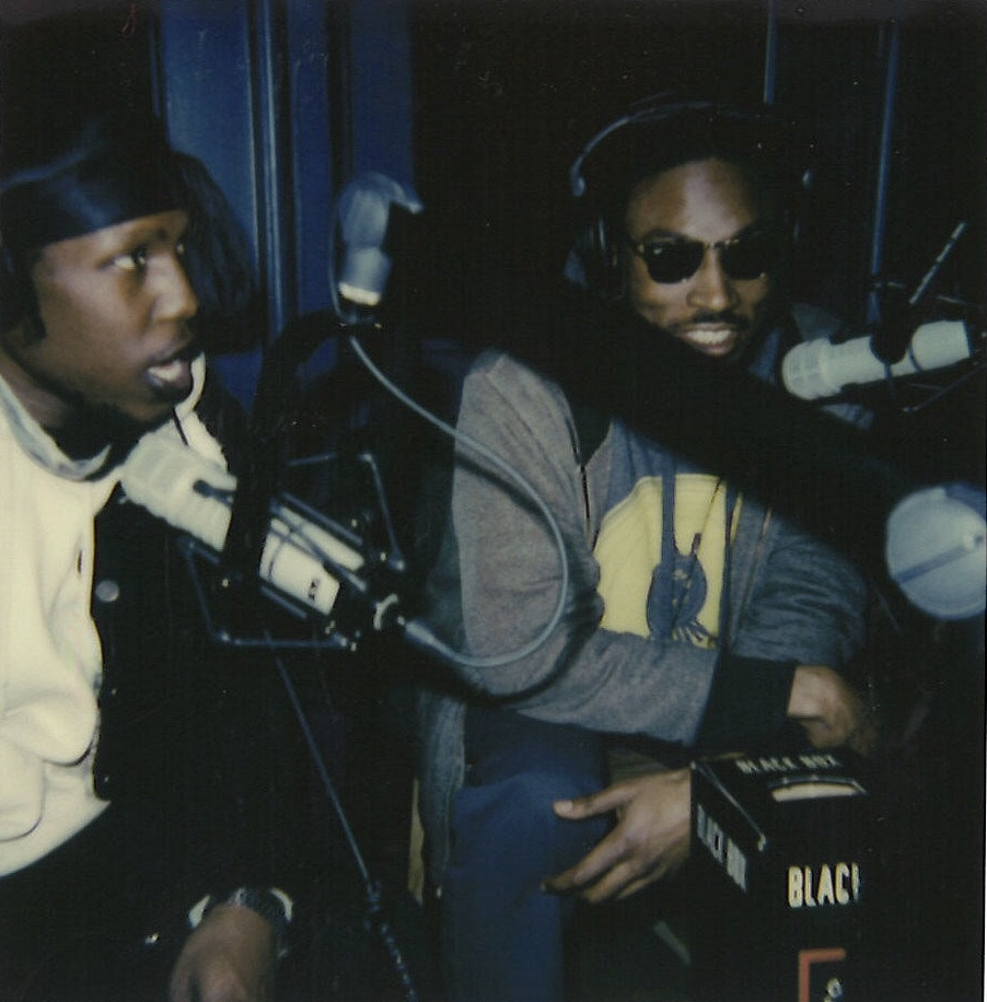 Tune into the  Uptown Cypher , the last Wednesday of every month, 7pm via  FullServiceRadio.org . Polaroids by Maxwell Young