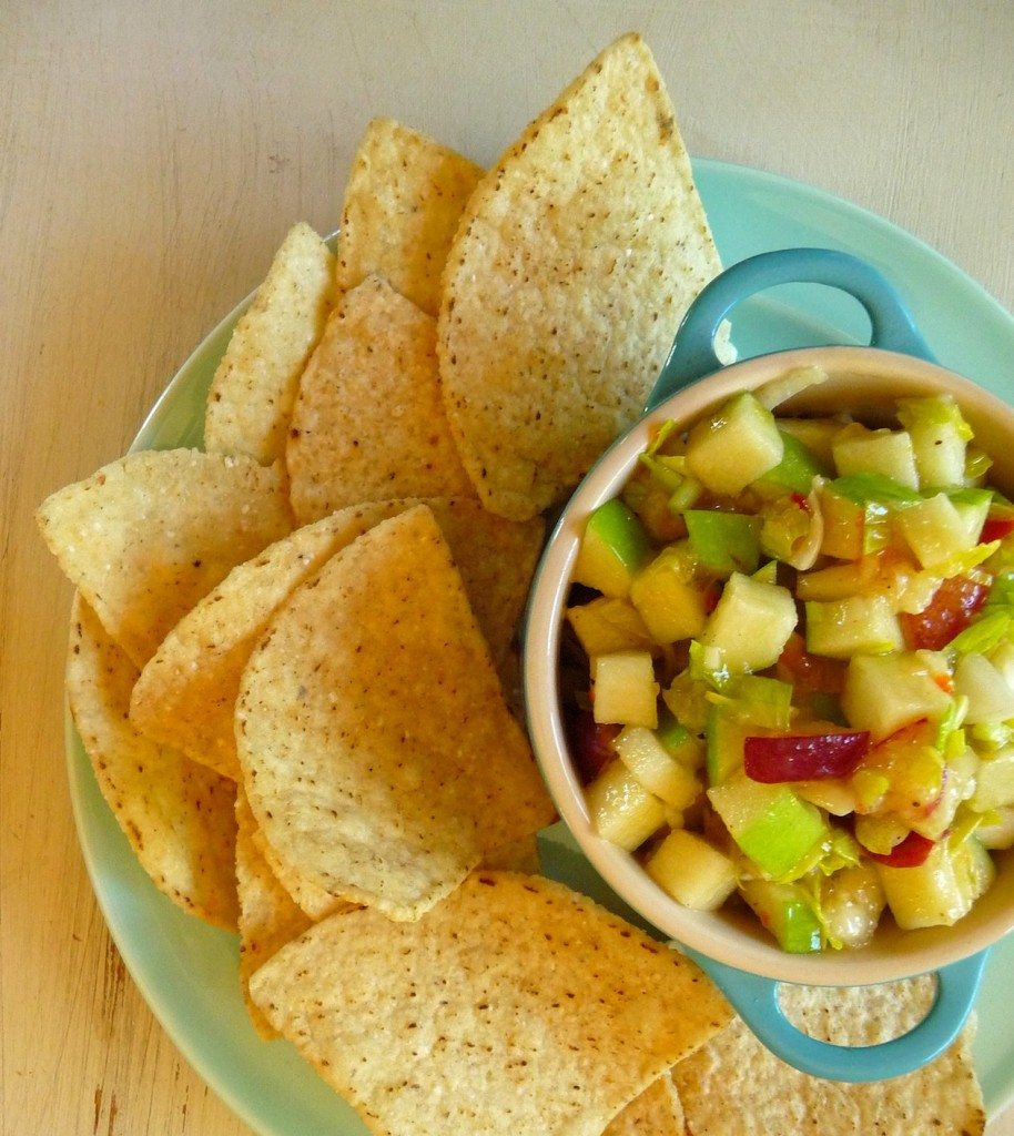 spicy summer salsa