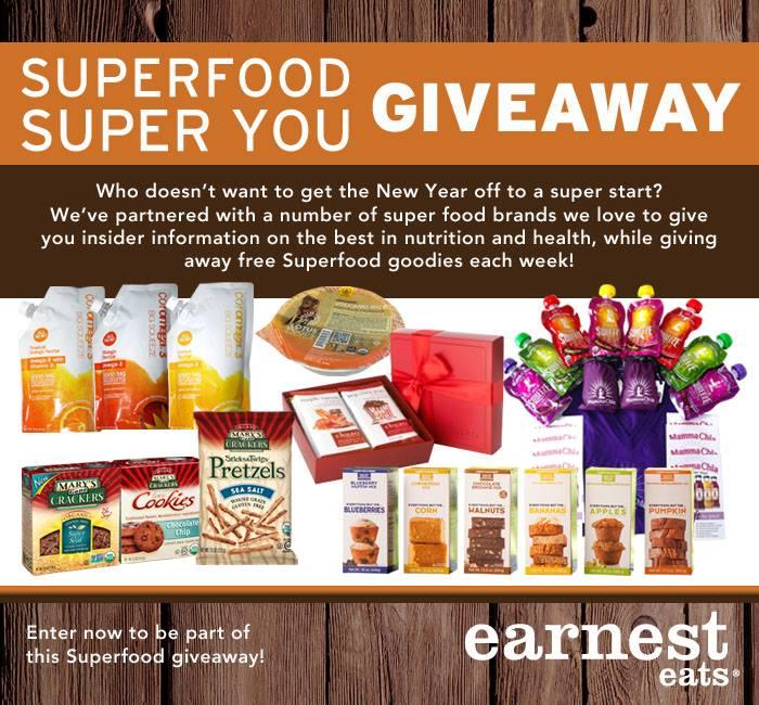 earnest eats promo contest Feb 2014