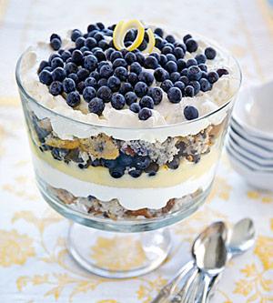 blueberry-trifle