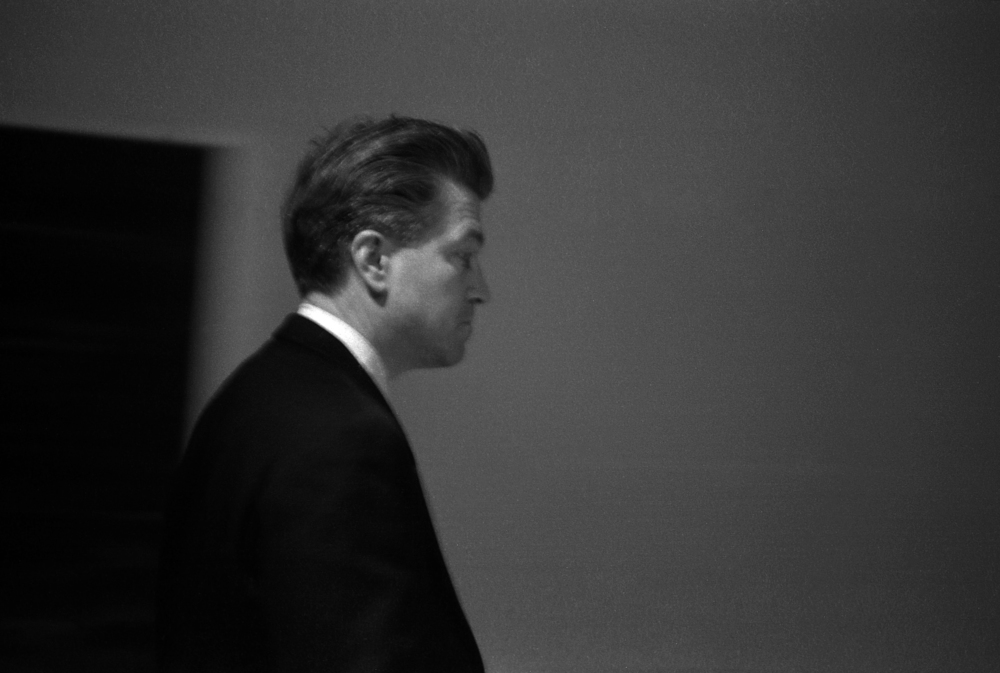 David Lynch, Film Maker and Artist. Tokyo 1991