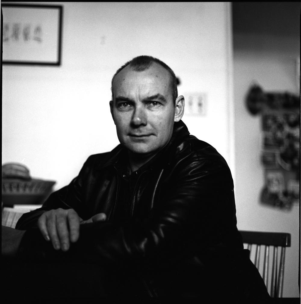 Jon Schofield, Musician. Sydney 2002