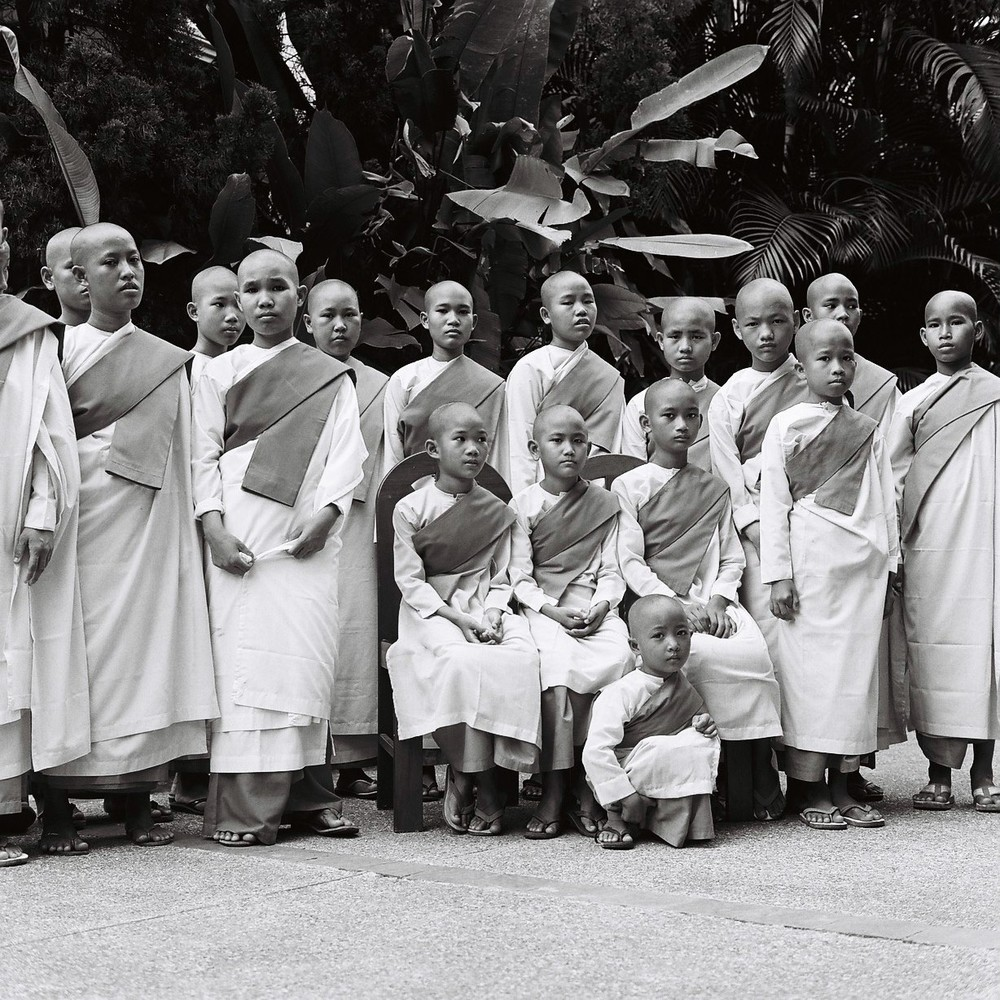 Novice Nuns Rangoon.JPG