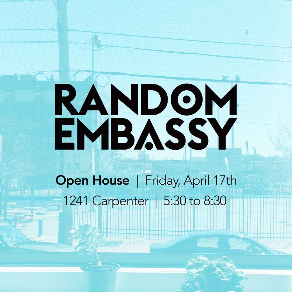 RandomEmbassyOpenHouse