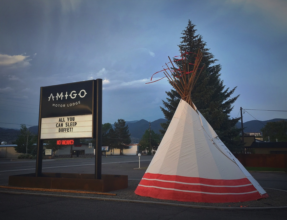 Blog the amigo motor lodge salida colorado for Amigo motor lodge salida colorado