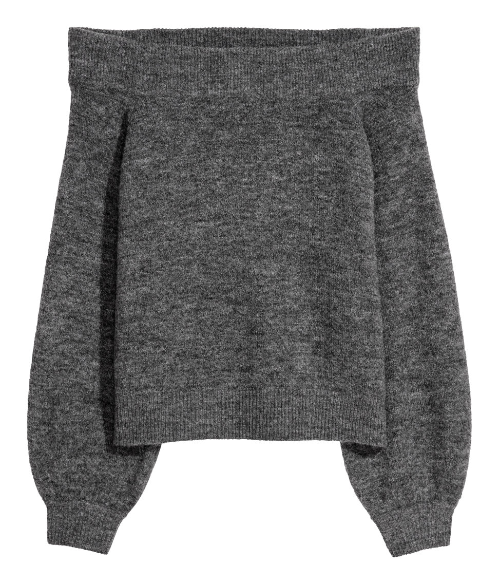spotted maxi - off shoulder sweater.jpg