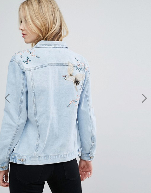 spotted maxi - embroidered jacket ASOS.jpg