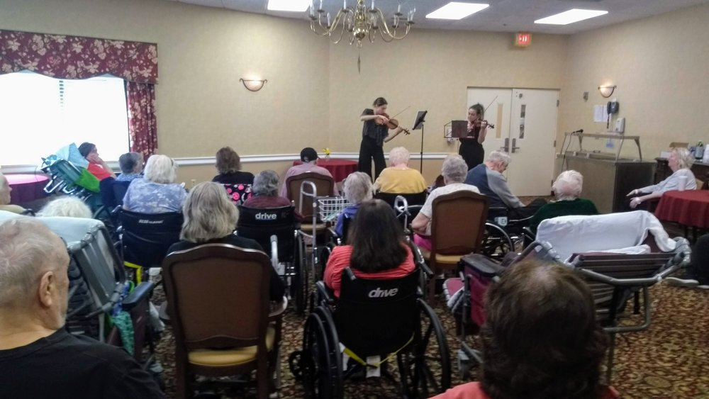 Community Engagement at Life Care Center in Acton, MA