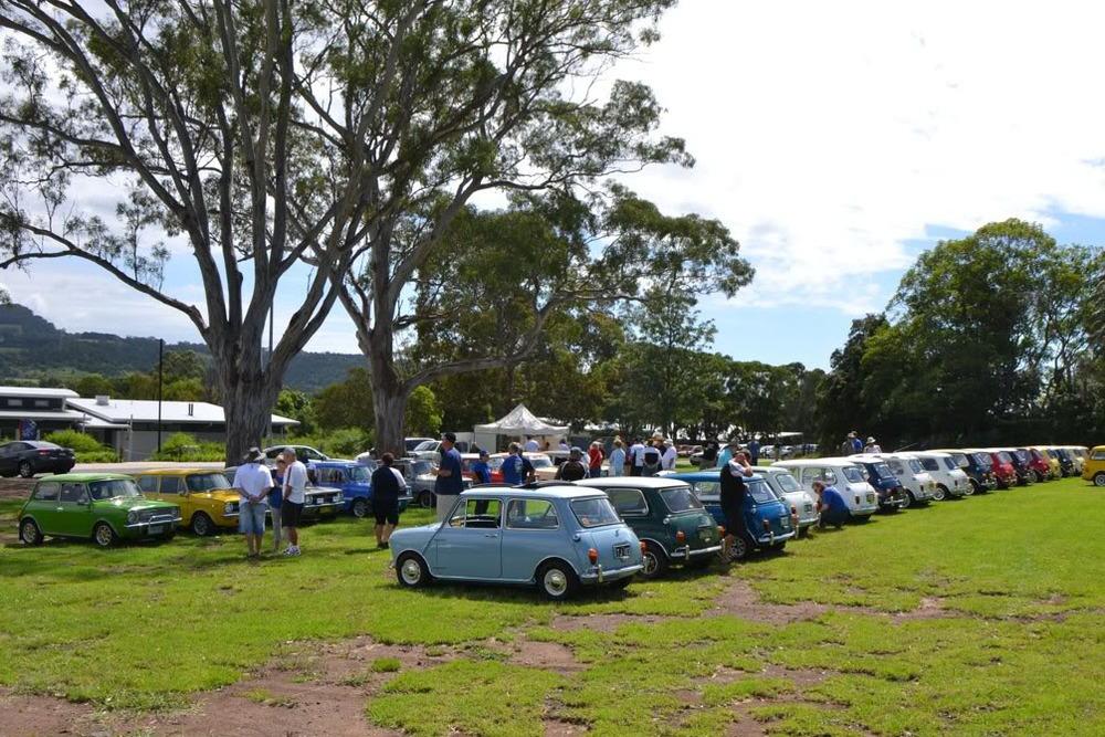 Photo courtesy of  www.minisinthegong.com.au