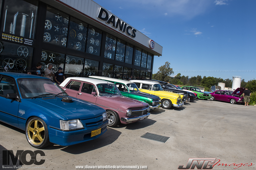 ANZAC Day Memorial Cruise — Illawarra Modified Car Community