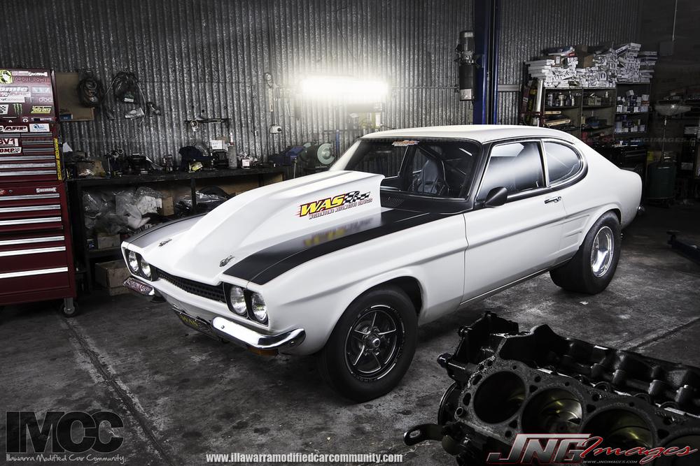 _DSC8713 copy.jpg & For Sale - Ford Capri Street/Race Roller u2014 Illawarra Modified Car ... markmcfarlin.com
