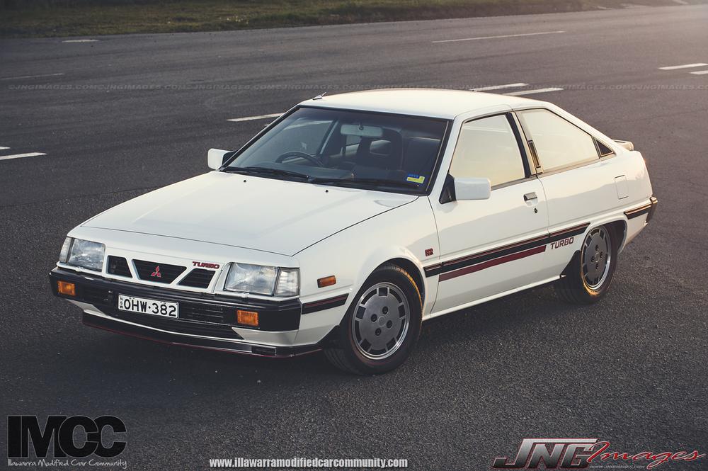 Feature Car - Ben\'s \'80s Cult Classic Cordia Turbo — Illawarra ...