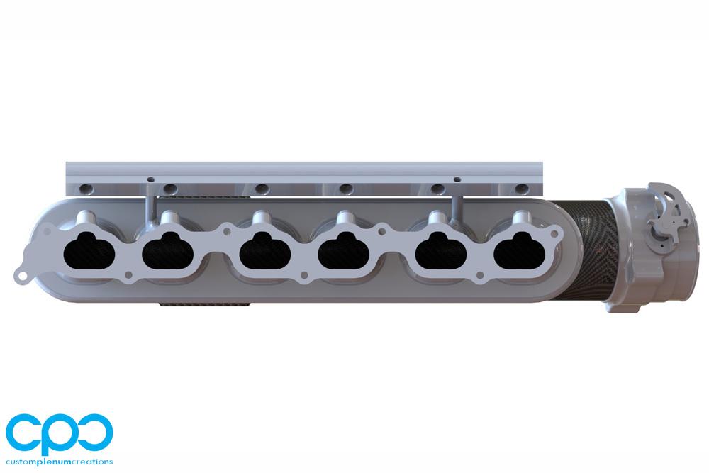 CPC Carbon Fibre 2JZ RB26 Intake IMCC _2
