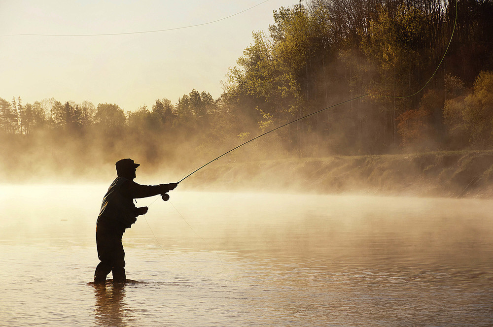 ENTER FOR INFO ON LOCAL FISHING GUIDES