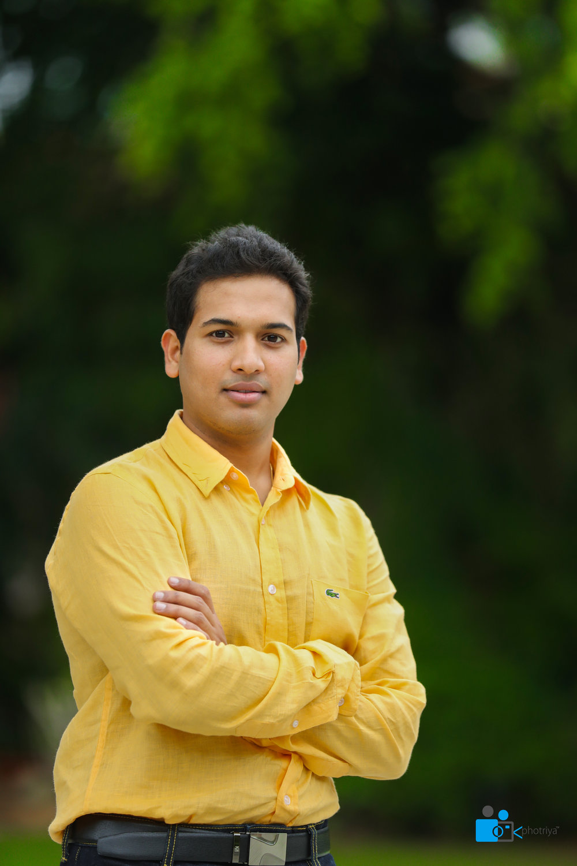 Android Lead - Shivam Shah