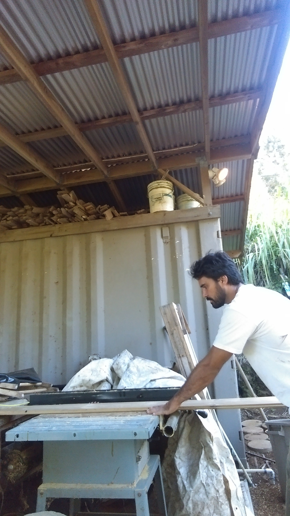 Why do I have a picture of me cutting wood on a table saw...I'm not sure, but tablesaws are cool.