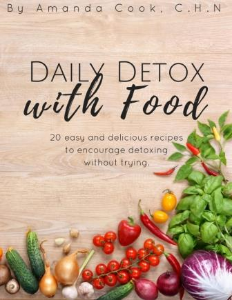 daily detox with food, morelife.ca