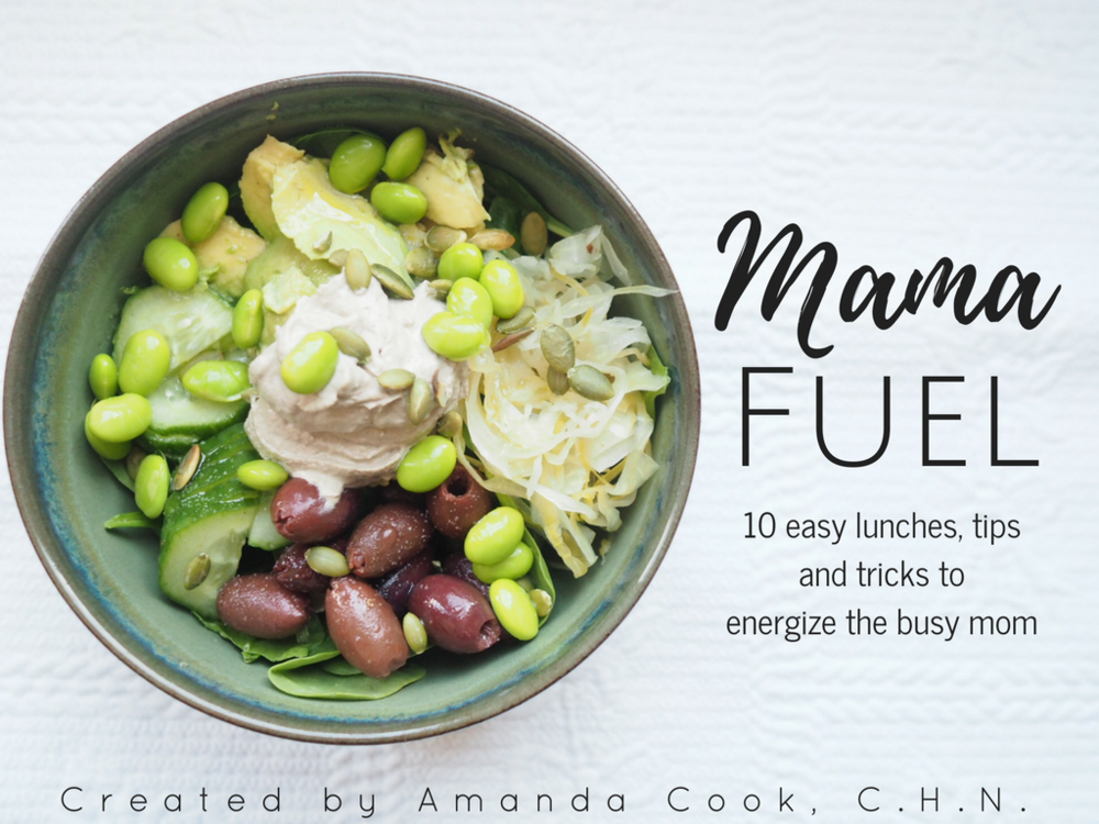 Mama Fuel Ebook