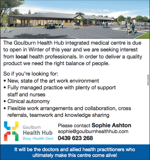recruiting gps and allied health professionals