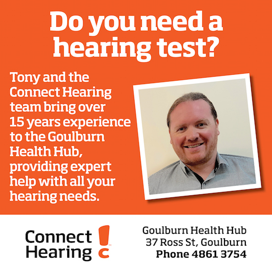 Tony visits every 2nd and 4th Wednesday of the month  · Fees:  o Private testing: $110  o Free services for all Pensioners and DVA Card holders  o Hearing Aid prices vary