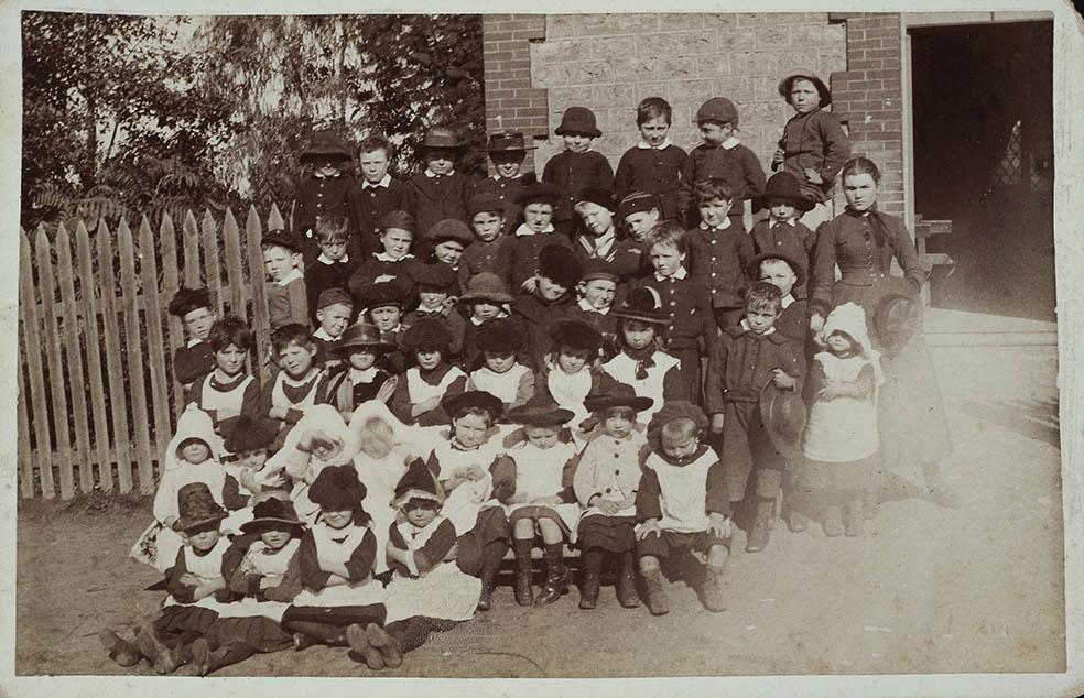 St Andrew's in 1870