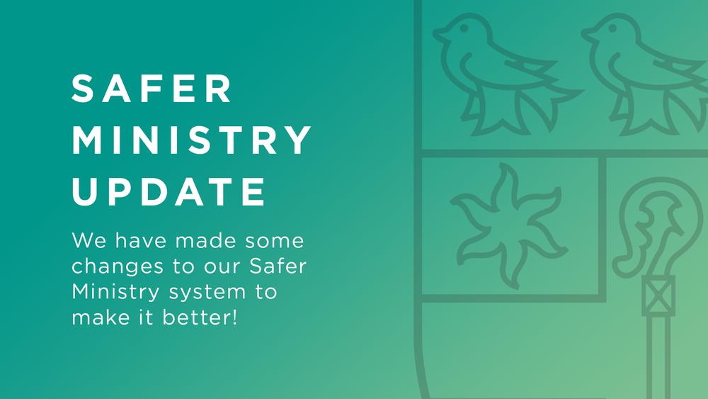 Safer Ministry