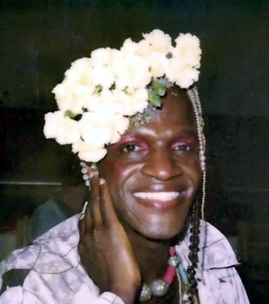 Marsha P. Johnson   Image |  Pay It No Mind  documentary