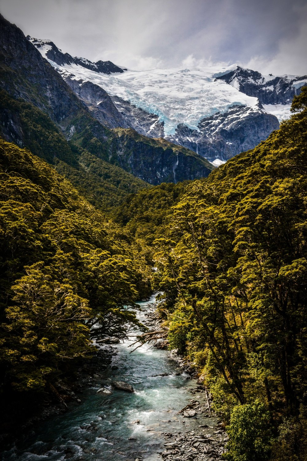 Photo of Mount Aspiring in New Zealand. By  Will Turner  on  Unsplash .